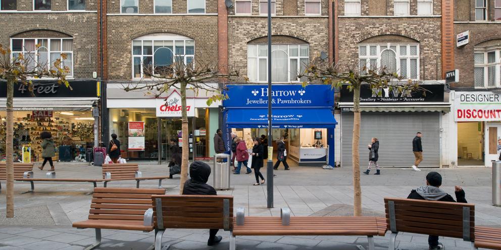 Harrow Glazier London